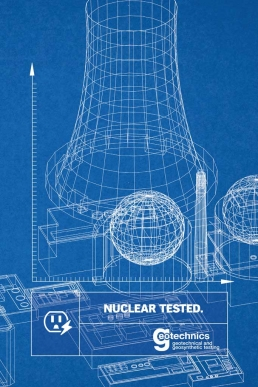 Nuclear tested. Geotechnical Engineering