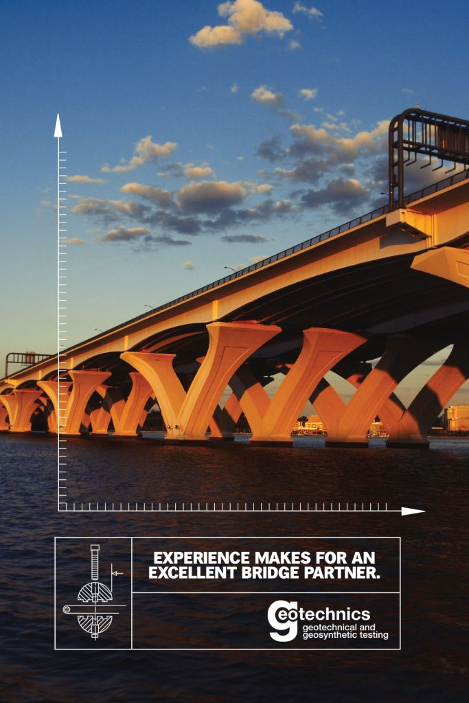 Experience makes for an excellent bridge partner.