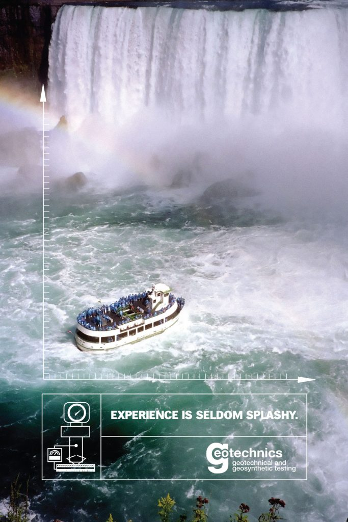 Experience is seldom splashy.