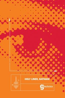 Holy liner, Batman!
