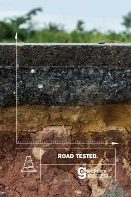 Road Tested. Geotechnics