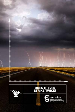 (lightning) Does it ever strike twice?