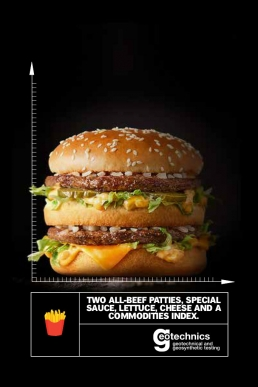 Two All-Beef Patties