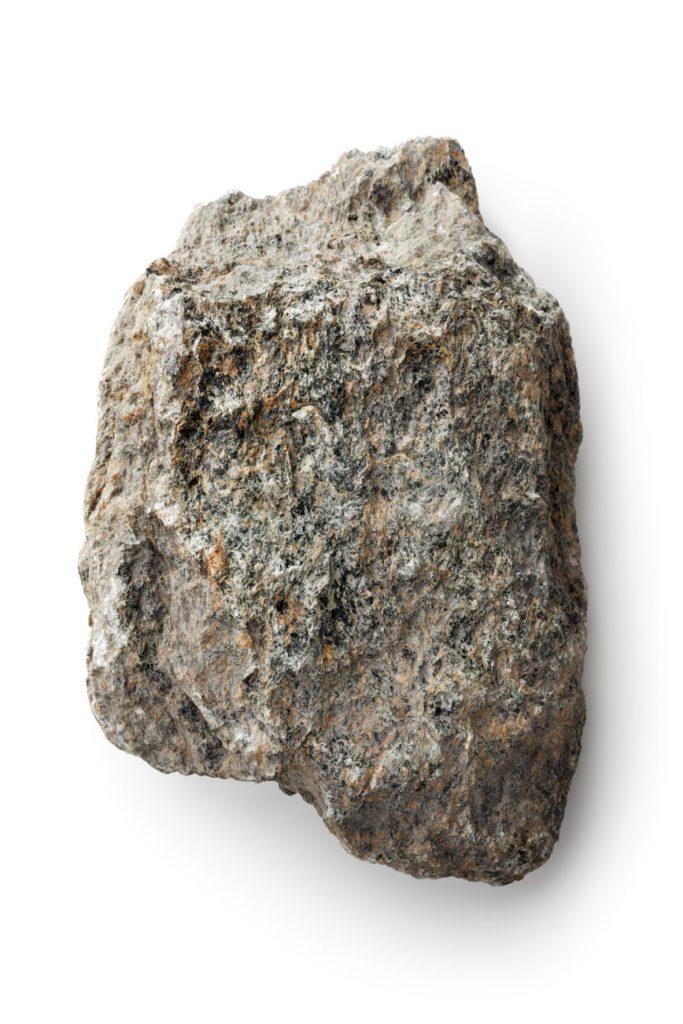 big grey rock